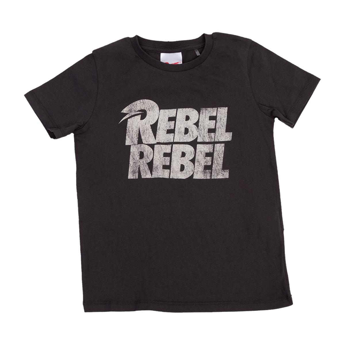 David Bowie Rebel Rebel Kids T-shirt