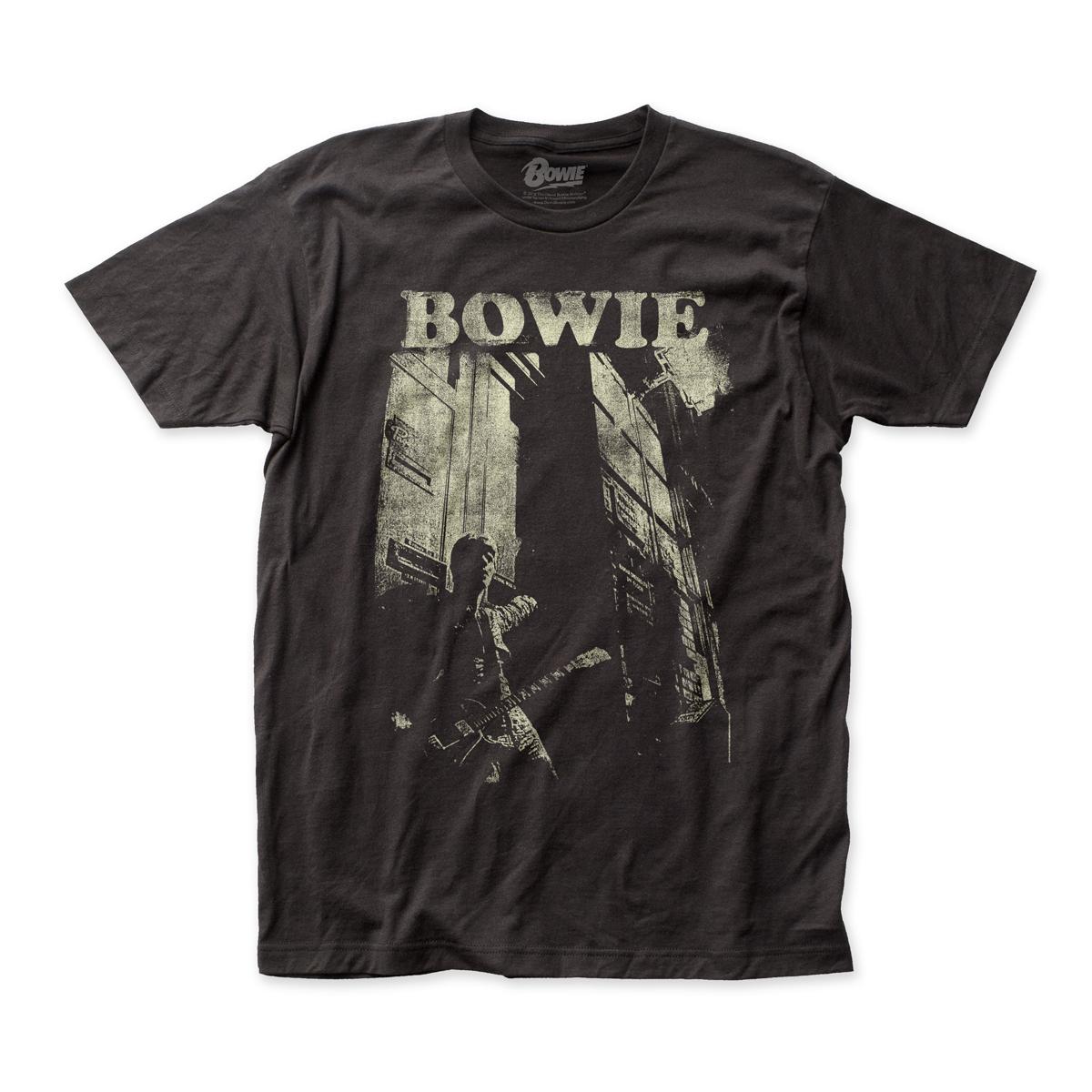 David Bowie - Guitar T-Shirt
