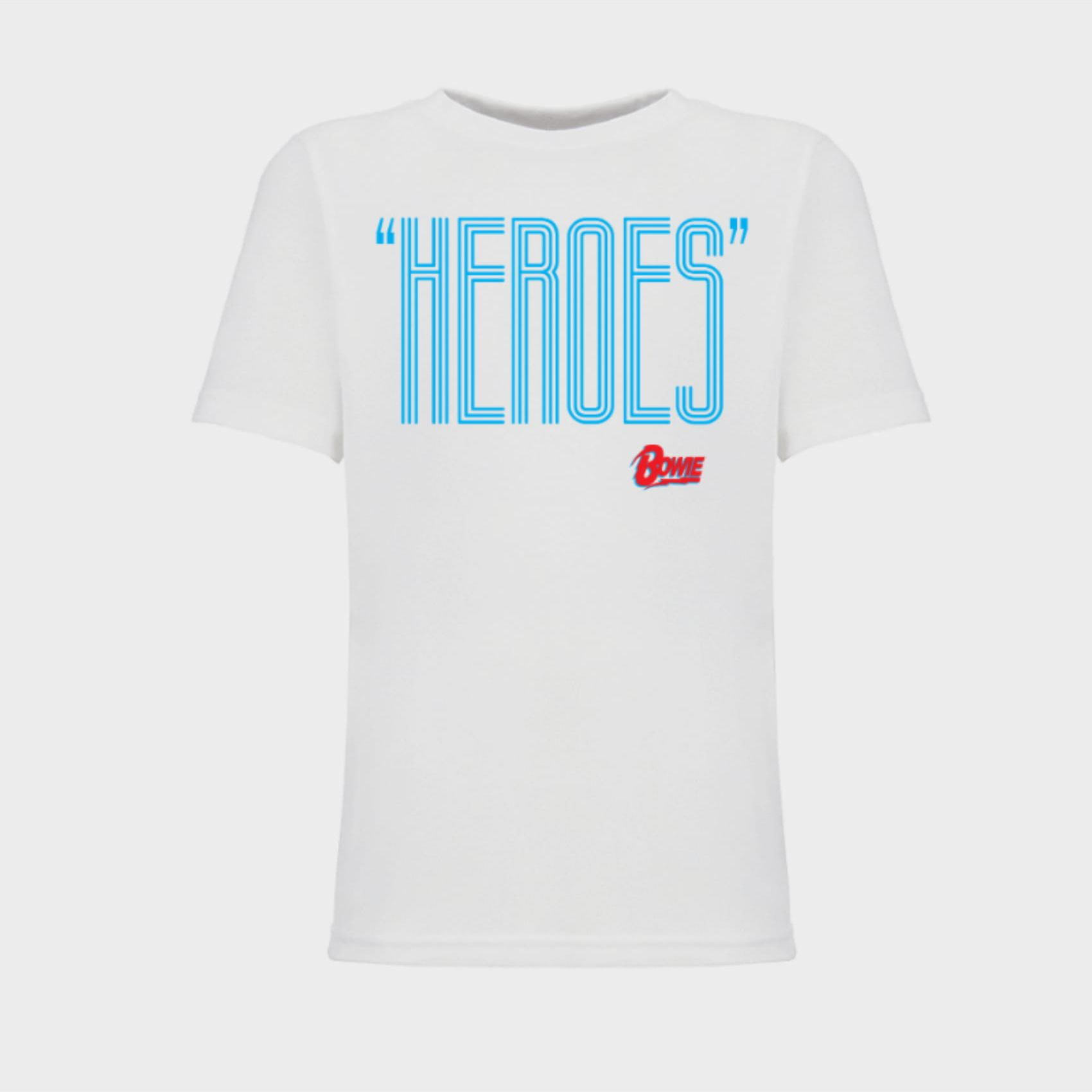 Heroes Blue/Red Youth Tee