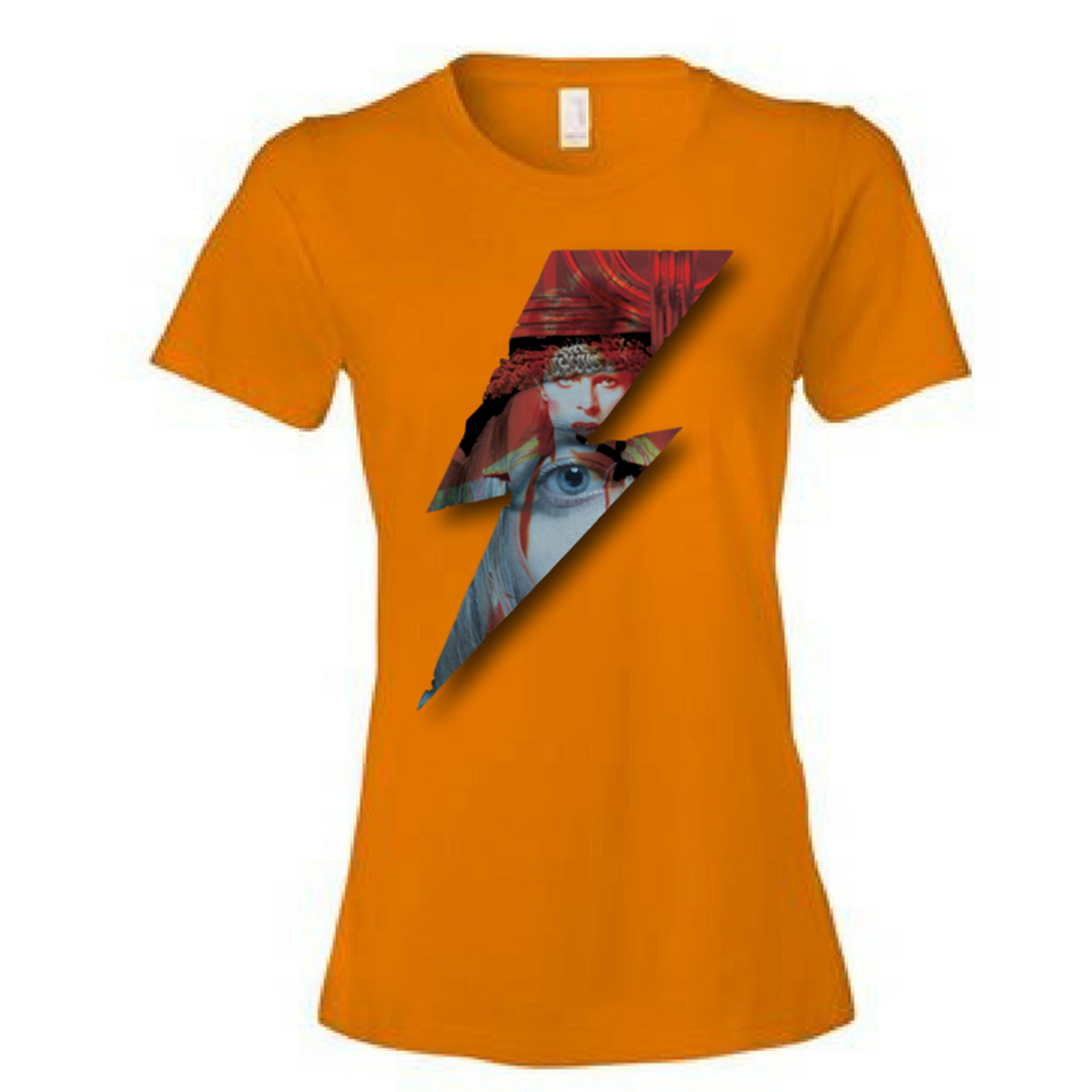 Women's Ziggy Eye Bolt T-Shirt