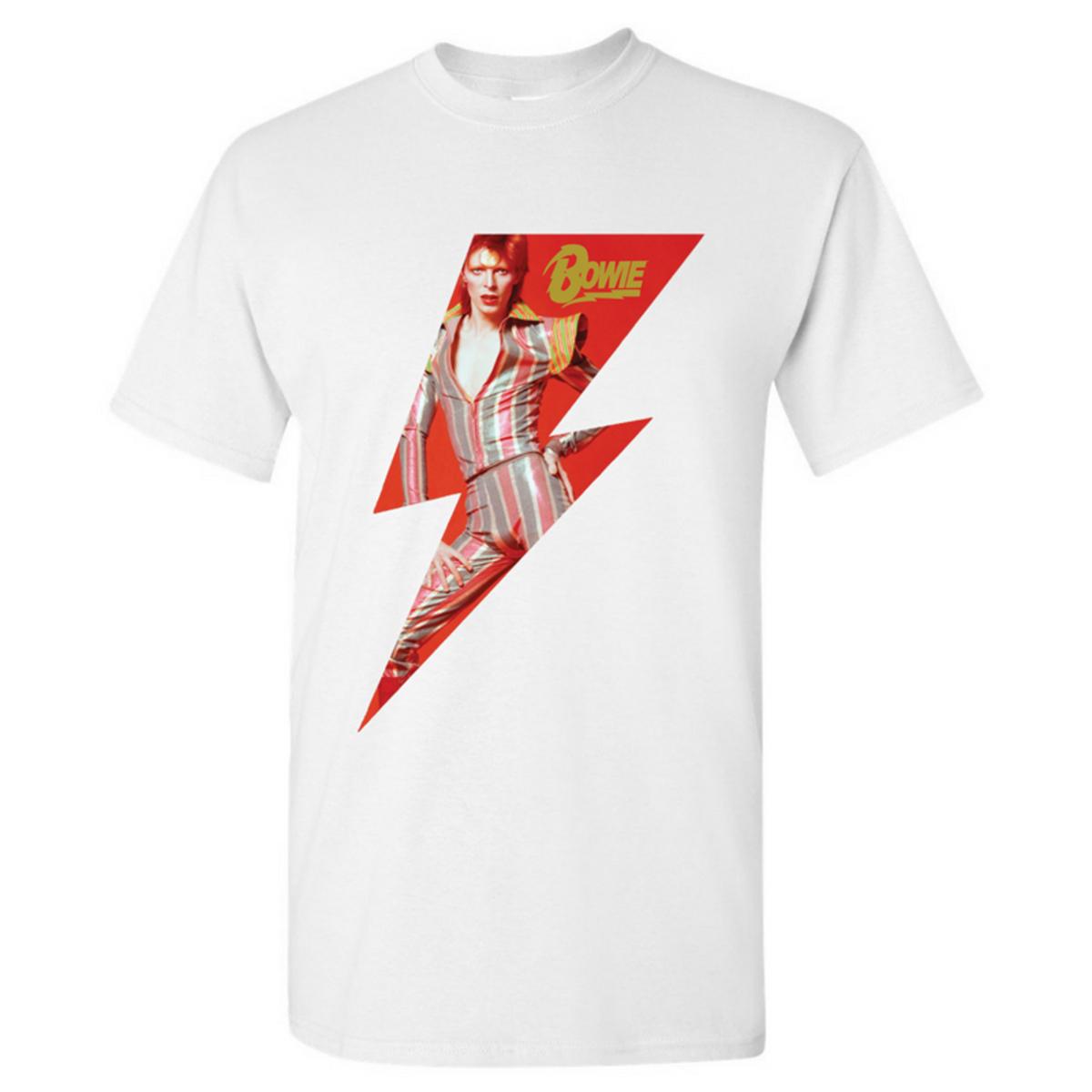 Spaced Lightning T-Shirt