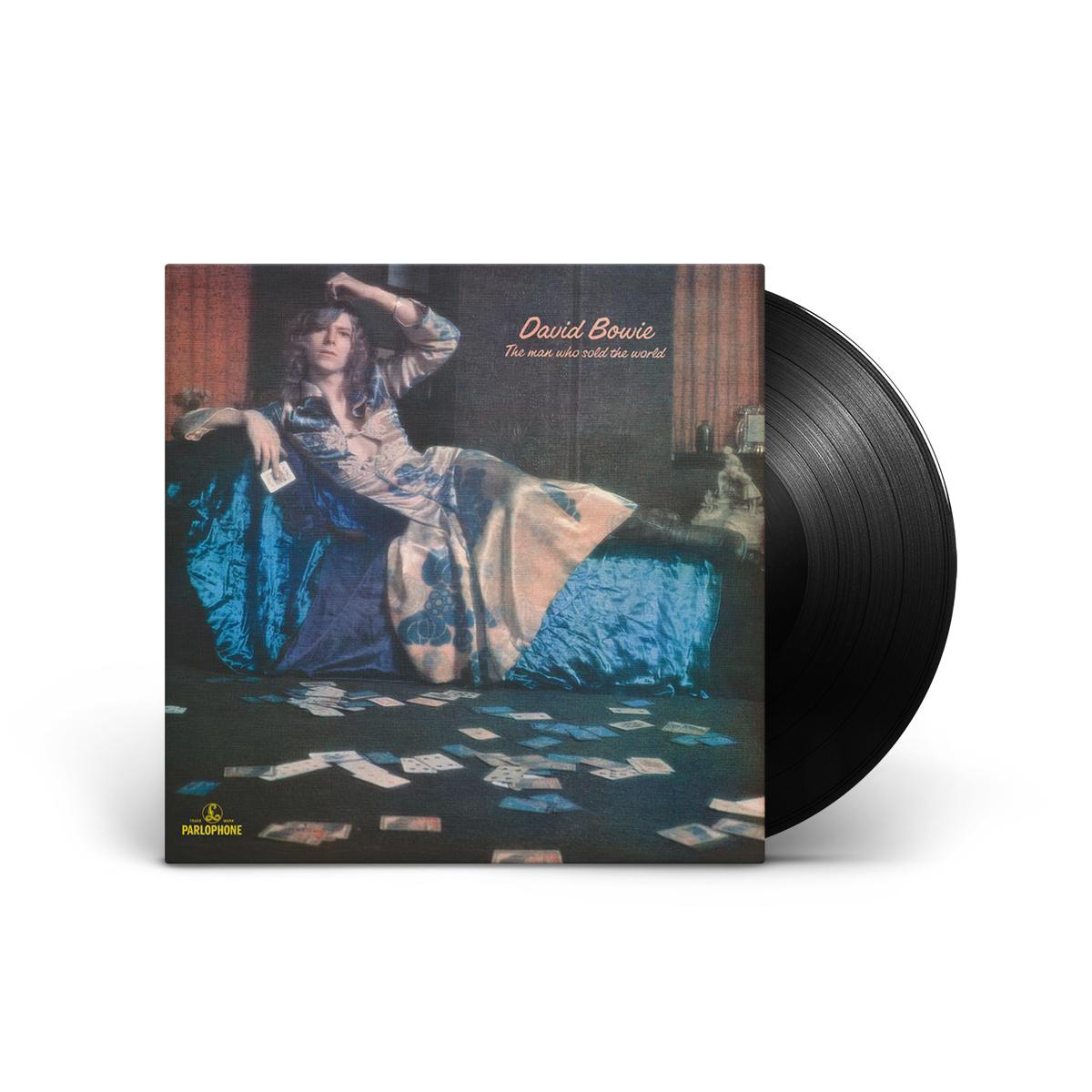 David Bowie The Man Who Sold The World (180 Gram Vinyl) LP