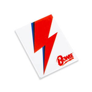David Bowie Logo Magnet