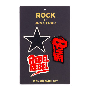 Rebel Rebel Patch Set
