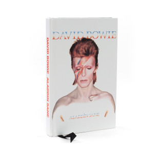 Aladdin Sane Pocket Cassette Journal