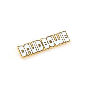 David Bowie Hunky Dory Logo Pin