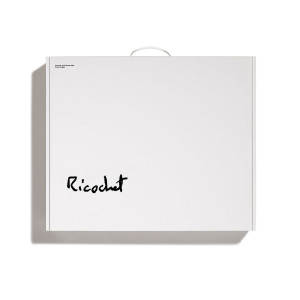 'RICOCHET : DAVID BOWIE 1983' LIMITED EDITION BOX SET (LIMITED RELEASE WITHOUT FINE ART PRINTS)