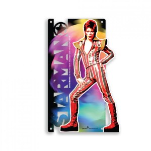 David Bowie Print - Starman Limited Edition