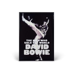 David Bowie Man Who Sold The World Magnet