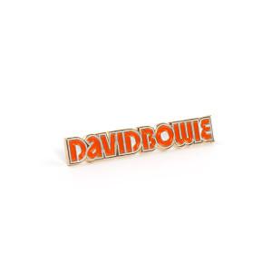 David Bowie Low Logo Pin
