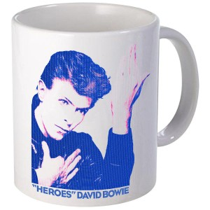 Heroes Mug