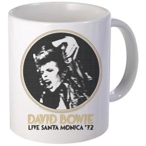 Live Santa Monica '72 Mug