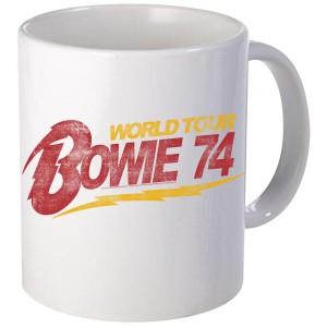 Bowie '74 World Tour Mug