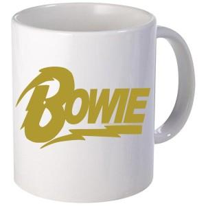 Gold Logo Mug