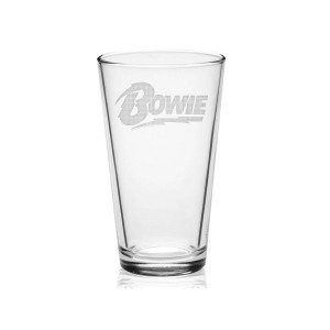 Logo Etched Pint Glass