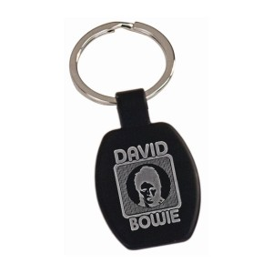 Changes Engraved Keychain
