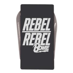 Rebel Rebel Laser Engraved Tool Money Clip