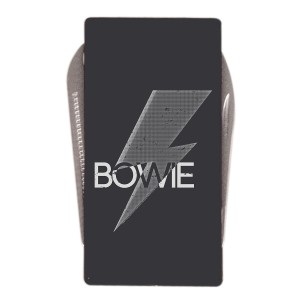 Bowie Bold Laser Engraved Tool Money Clip