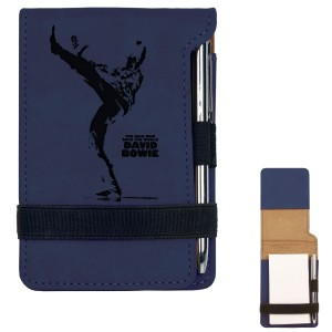 Man Who Sold The World Mini Notepad w/Pen