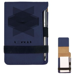 Blackstar Crossed Signals Mini Notepad w/Pen