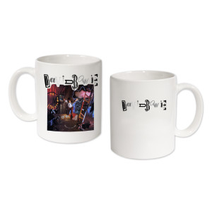 Never Let Me Down Mug