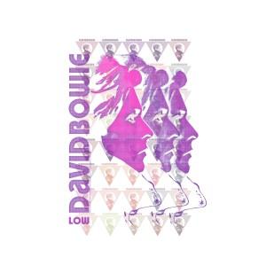Purple Profile Fine Art Print