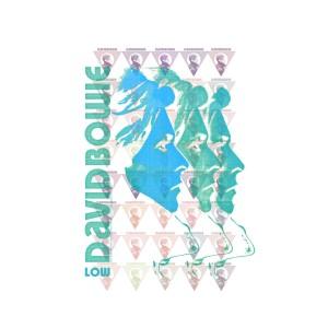 Blue Profile Fine Art Print