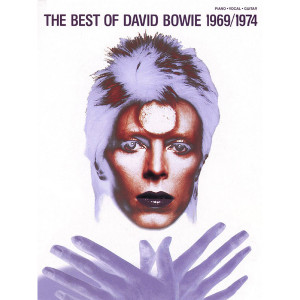 The Best of David Bowie - 1969-1974 (Piano/Vocal/Guitar Artist Songbook)