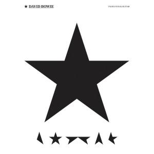 Blackstar - Piano/Vocal/Guitar Artist Songbook