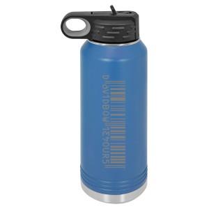 Hours 32 oz Polar Camel Water Bottle