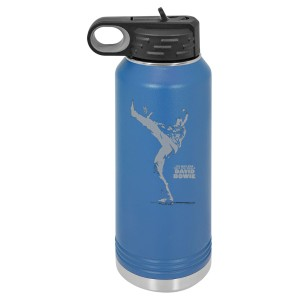 Man Who Sold The World 32 oz Polar Camel Water Bottle
