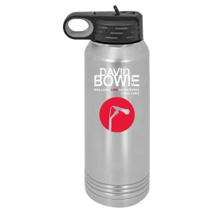 Brilliant Live Adventures 32 oz Polar Camel Water Bottle