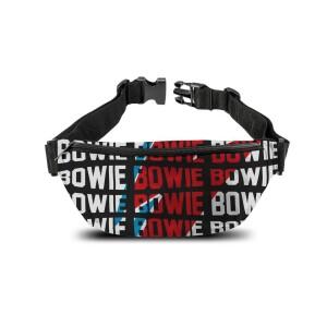 David Bowie Warped Bum Bag