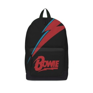 David Bowie Lightning Backpack