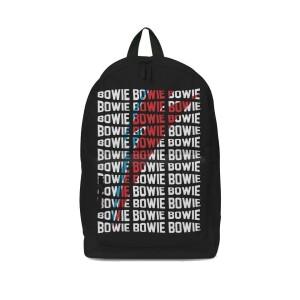 David Bowie Warped Backpack
