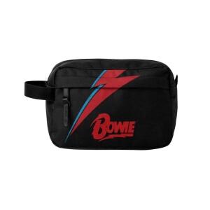 David Bowie Lightning Wash Bag