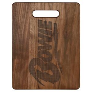 Bowie Logo Walnut Cutting Board