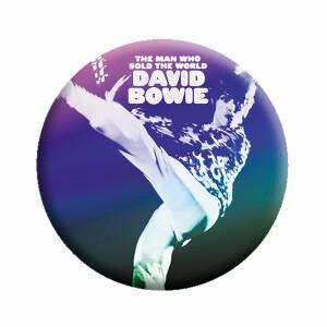 """David Bowie Kick 1.25"""" Button"""