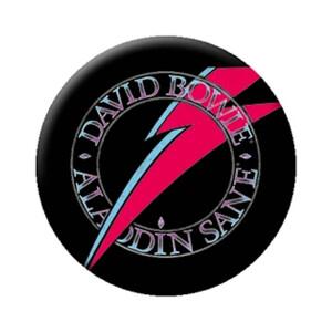"David Bowie Aladdin Sane Bolt 1.25"" Button"