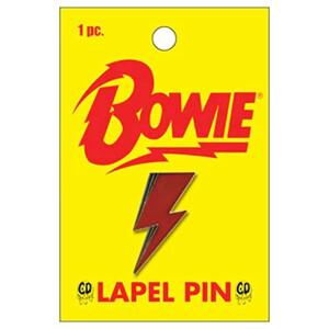 "David Bowie Bolt 1.25"" Lapel Pin"
