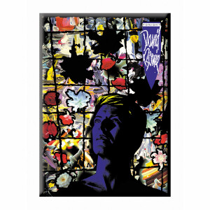"David Bowie Tonight 2.5""x3.5"" Magnet"
