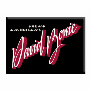 """David Bowie Young Americans 2.5""""x3.5"""" Magnet"""