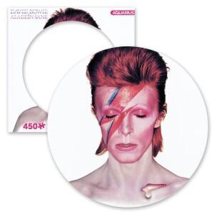 David Bowie Aladdin Sane Album 450 Piece Jigsaw Puzzle