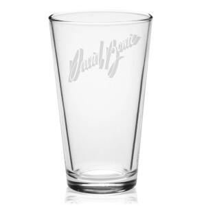 Young Americans Laser-Etched Pint Glass