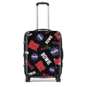 David Bowie Astro Luggage