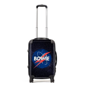 David Bowie Space Luggage