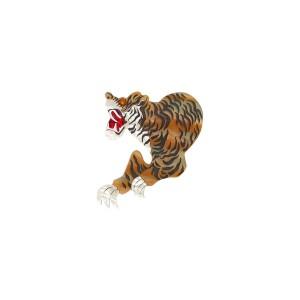 Bowie Tiger Brooch