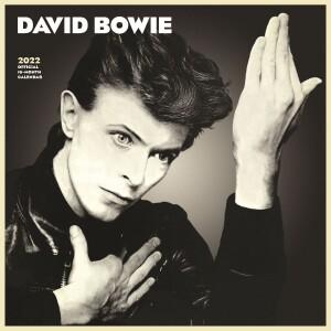 David Bowie 2022 12 x 12 Wall Calendar