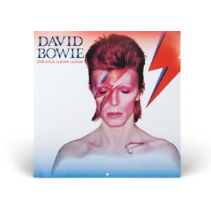 David Bowie 2018 Calendar