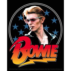 "David Bowie Stars 4""x5"" Sticker"